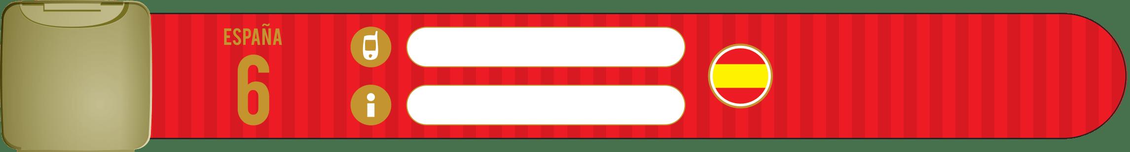 Spanien - La Furia Roja
