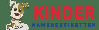 Kindernamensetiketten.de logo