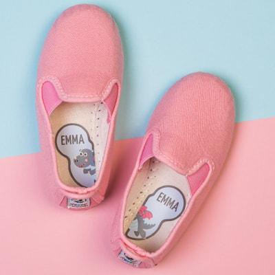 Schuhaufkleber für Kinderschuhe